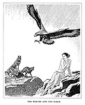 The Wolves and the Eagle