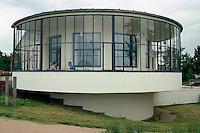 Deutschland, Sachsen-Anhalt, Bauhaus in Dessau, Unesco-Weltkulturerbe, Restaurant Kornhaus von Carl Fieger 1929