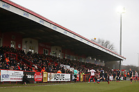 General view during Stevenage vs Luton Town, Sky Bet EFL League 2 Football at the Lamex Stadium on 10th February 2018