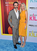 """BEVERLY HILLS, CA - AUGUST 07: Reid Scott (L) and Elspeth Keller attend the LA Premiere of CBS All Access' """"Why Women Kill"""" at Wallis Annenberg Center for the Performing Arts on August 07, 2019 in Beverly Hills, California.<br /> CAP/ROT<br /> ©ROT/Capital Pictures"""