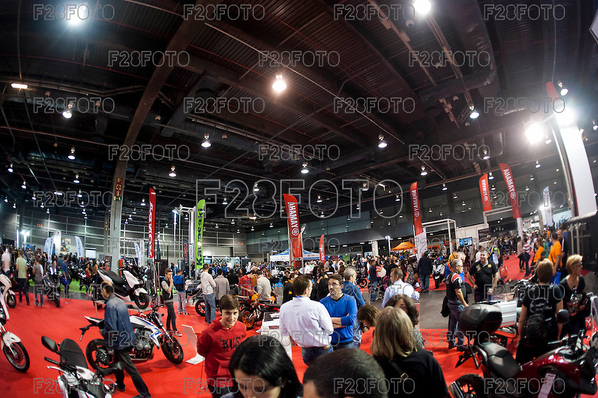 VALENCIA, SPAIN - NOVEMBER 7:  during DOS RODES at Feria Valencia on November 7, 2015 in Valencia, Spain