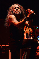 MIAMI BEACH, FL - SEPTEMBER 28: Death Angel performs at the Fillmore on September 28, 2016 in Miami Beach, Florida. Credit: mpi04/MediaPunch