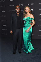 03 November 2018 - Los Angeles, California - Lee Daniels, Andra Day . 2018 LACMA Art + Film Gala held at LACMA.  <br /> CAP/ADM/BT<br /> &copy;BT/ADM/Capital Pictures