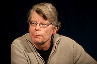 Stephen King <br /> Parigi 12/11/2013 American Press Club <br /> Conferenza Stampa <br /> Foto Philippe STERC / PANORAMIC / Insidefoto