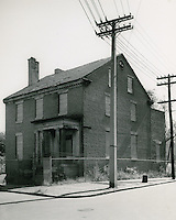 1961 October 05..Historical.Downtown North (R-8)...Hannon House c.1794..PHOTO CRAFTSMEN INC..NEG# 47-885.NRHA# 953c..