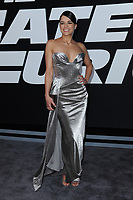 www.acepixs.com<br /> April 8, 2017  New York City<br /> <br /> Michelle Rodriguez attending 'The Fate Of The Furious' New York premiere at Radio City Music Hall on April 8, 2017 in New York City.<br /> <br /> Credit: Kristin Callahan/ACE Pictures<br /> <br /> <br /> Tel: 646 769 0430<br /> Email: info@acepixs.com