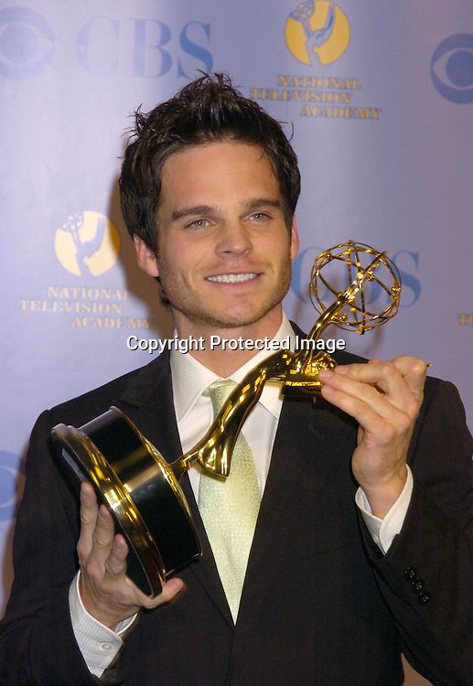 winner Greg Rikaart..at The 32nd Annual Daytime Emmy Awards Press Room ..at Radio City Music Hall on May 20, 2005...Photo by Robin Platzer, Twin Images