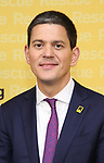 IRC President and CEO David Miliband attends The 2017 Rescue Dinner hosted by IRC at New York Hilton Midtown on November 2, 2017 in New York City.