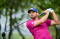 Sergio Garcia (ESP) watches his tee shot on 8 during round 3 of the World Golf Championships, Dell Technologies Match Play, Austin Country Club, Austin, Texas, USA. 3/24/2017.<br /> Picture: Golffile | Ken Murray<br /> <br /> <br /> All photo usage must carry mandatory copyright credit (&copy; Golffile | Ken Murray)