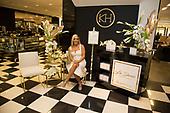 """Real Housewives of Potomac"" Karen Huger La' Dame Fragrance At Bloomingdales"