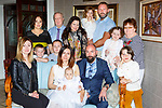 Kevin Kerrigan and Katarzyna Gwizdala Killarney celebrated the christening of their daughter Emilia with their family and friends in the Killarney Avenue Hotel Killarney on Saturday