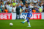 Jordan Obita of Reading misses a penalty during the SkyBet Championship Play Off Final match at the Wembley Stadium, England. Picture date: May 29th, 2017.Picture credit should read: Matt McNulty/Sportimage