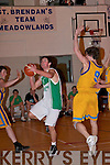 ...St Brendan Tralee v UCD Marian under 20 National Cup in Mounthawk Gym, Tralee on Saturday...............   Copyright Kerry's Eye 2008