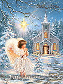 Dona Gelsinger, CHRISTMAS CHILDREN, WEIHNACHTEN KINDER, NAVIDAD NIÑOS, paintings+++++,USGE1606A,#XK# ,angels