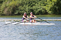 Race: 9  Event: Aspirational 2x<br /> Crew: 173  Club: Twickenham<br /> <br /> Henley Women's Regatta 2018<br /> Friday<br /> <br /> To purchase this photo, or to see pricing information for Prints and Downloads, click the blue 'Add to Cart' button at the top-right of the page.
