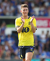 Blackburn Rovers' Richard Smallwood applauds the crowd at the end of todays match<br /> <br /> <br /> Photographer Rachel Holborn/CameraSport<br /> <br /> The EFL Sky Bet Championship - Ipswich Town v Blackburn Rovers - Saturday 4th August 2018 - Portman Road - Ipswich<br /> <br /> World Copyright &copy; 2018 CameraSport. All rights reserved. 43 Linden Ave. Countesthorpe. Leicester. England. LE8 5PG - Tel: +44 (0) 116 277 4147 - admin@camerasport.com - www.camerasport.com