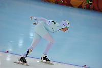 OLYMPICS: SOCHI: Adler Arena, 09-02-2014, 3000 m Ladies, Jelena Peeters (BEL), ©foto Martin de Jong