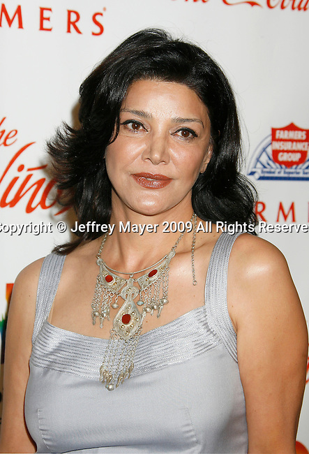 "BEVERLY HILLS, CA. - May 09: Shohreh Aghdashloo arrives at the 3rd Annual ""Noche de Ninos"" Gala at the Beverly Hilton Hotel on May 9, 2009 in Beverly Hills, California."