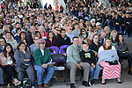 It was a packed house for the 2015 Western Nevada College Commencement held at the Pony Express Pavilion in Carson City, Nev., on Monday, May 18, 2015.<br /> Photo by Tim Dunn