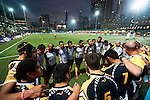 during Day 2 of the GFI HKFC Tens 2012 at the Hong Kong Football Club on March 22, 2012. Photo by Felix Ordonez / The Power of Sport Images for HKFC