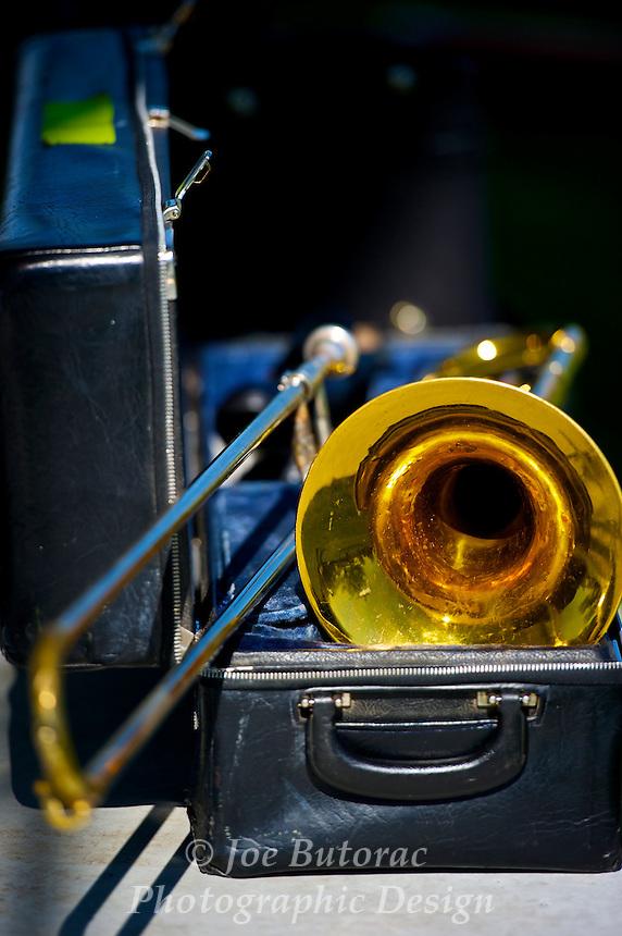 Slide Trombone Langley Jazz Festival Douglas Park June 5 2010