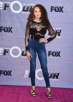 "HOLLYWOOD, CA - FEBURARY 8:  Cheyenne Elliot at FOX's ""The Four: Battle for Stardom"" Season Finale Viewing Party  at Delilah on February 8, 2018 in Hollywood, California. (Photo by Scott Kirkland/FOX/PictureGroup)"