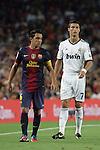 2012-08-23-FC Barcelona vs R. Madrid: 3-2 - Spanish Super-Cup - 1st. game.