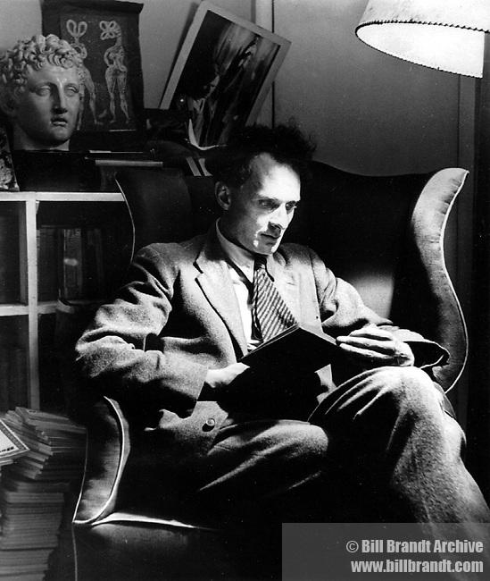 Stephen Spender, 1940