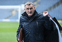 Blackburn Rovers manager Tony Mowbray <br /> <br /> Photographer Rachel Holborn/CameraSport<br /> <br /> The EFL Sky Bet Championship - Blackburn Rovers v Sheffield Wednesday - Saturday 1st December 2018 - Ewood Park - Blackburn<br /> <br /> World Copyright © 2018 CameraSport. All rights reserved. 43 Linden Ave. Countesthorpe. Leicester. England. LE8 5PG - Tel: +44 (0) 116 277 4147 - admin@camerasport.com - www.camerasport.com