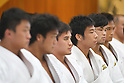 Takanori Nagase (JPN), <br /> JULY 27, 2016 - Judo : <br /> Japan national team Send-off Party for Rio Olympic Games 2016 <br /> &amp; Paralympic Games <br /> at Kodokan, Tokyo, Japan. <br /> (Photo by AFLO SPORT)