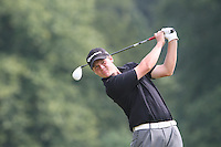 Rhys Pugh (Wales) on the Final Day of the International European Amateur Championship 2012 at Carton House, 11/8/12...(Photo credit should read Jenny Matthews/Golffile)...