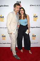 "17 June 2017 - Culver City, California - Nikolaj Coster-Waldau, Lake Bell. ""Shot Caller"" Premiere during the 2017 Los Angeles Film Festival. Photo Credit: F. Sadou/AdMedia"
