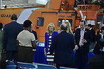 PEMBROKE PINES, FL - NOVEMBER 18: Dr. Jill Biden, wife of U.S. Vice President Joe Biden visits Broward College Aviation Institute and addresses a group of educators to discuss the recent selection of Broward College to lead a $24.5 million grant to twelve schools in seven states focused on training workers for careers in supply chain management on November 18, 2013 in Pembroke Pines, Florida. (Photo by Johnny Louis/jlnphotography.com)