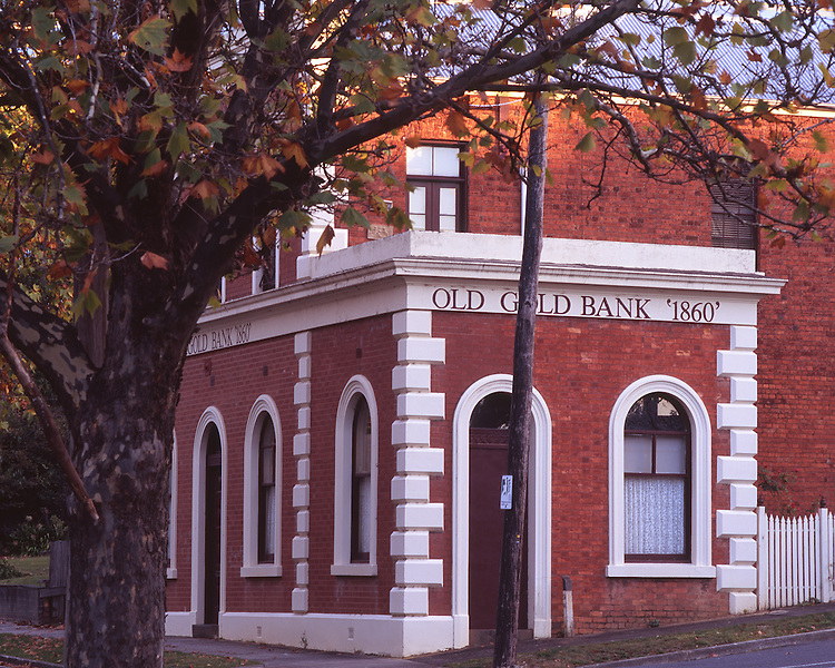 Creswick Old Gold Bank