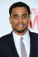 HOLLYWOOD, LOS ANGELES, CA, USA - JUNE 09: Michael Ealy at the Los Angeles Premiere Of Screen Gems' 'Think Like A Man Too' held at the TCL Chinese Theatre on June 9, 2014 in Hollywood, Los Angeles, California, United States. (Photo by David Acosta/Celebrity Monitor)