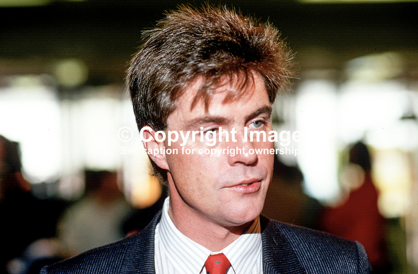 Stephen Hughes, MEP, Labour Party, UK, 19870938SH.<br />