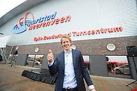 TURNEN: HEERENVEEN: Sportstad Heerenveen, 26-04-2013, onthulling Epke Zonderland zijn naam, ©foto Martin de Jong