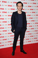 """Andrew Scott arrives for the premiere of """"The Stag"""" at the Vue Leicester Square, London. 13/03/2014 Picture by: Steve Vas / Featureflash"""