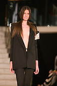 24 February 2009. London Fashion Week. Fashion East - Collection by