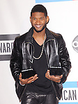 Usher  at The 2010 American Music  Awards held at Nokia Theatre L.A. Live in Los Angeles, California on November 21,2010                                                                   Copyright 2010  DVS / Hollywood Press Agency