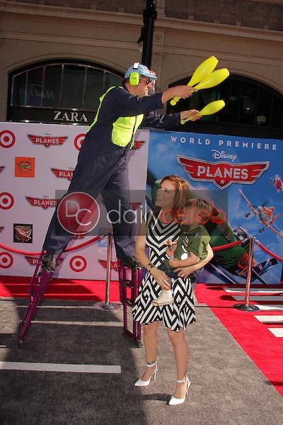 Alyssa Milano<br /> at the World Premiere Of Disney's Planes, El Capitan, Hollywood, CA 08-05-13<br /> David Edwards/DailyCeleb.Com 818-249-4998