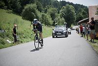 Jon Insausti Izaguirre (ESP/Movistar)<br /> <br /> Stage 18 (ITT) - Sallanches › Megève (17km)<br /> 103rd Tour de France 2016