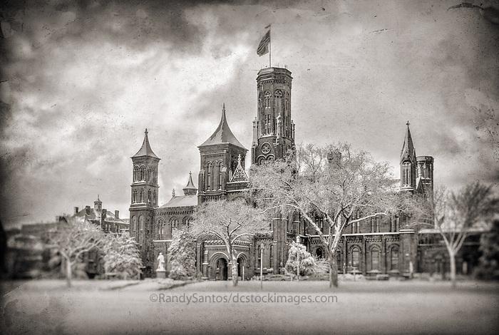 Smithsonian Castle Washington DC