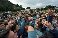 College Rugby Premiership Final - Wellington College v St Patrick's Silverstream at Porirua Park, Porirua, New Zealand on Sunday 20 August  2017.<br /> Photo by Masanori Udagawa. <br /> www.photowellington.photoshelter.com