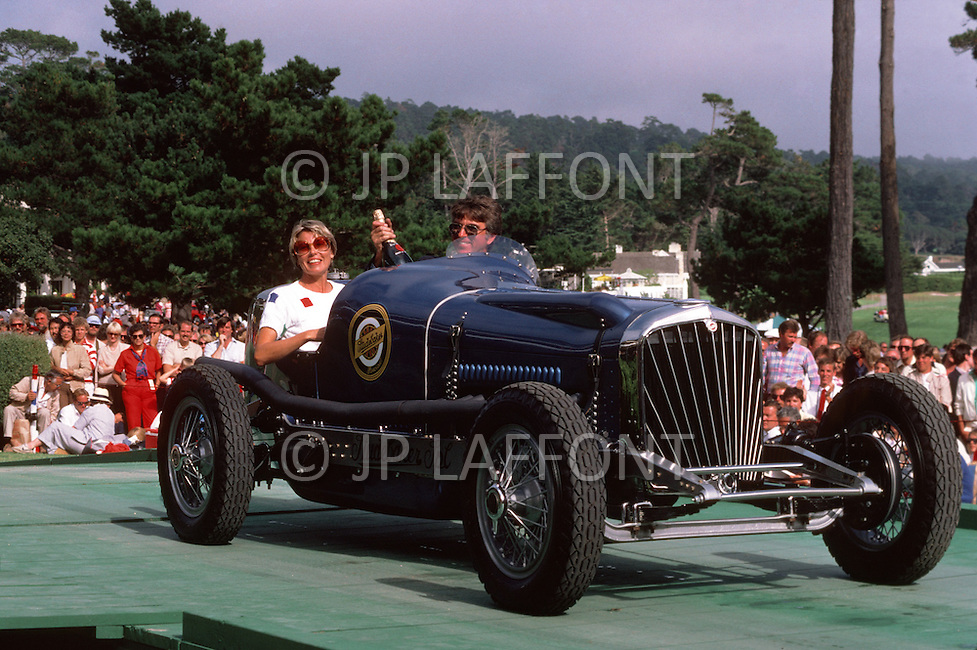 August 26th, 1984. 1932 Studebaker Indianapolis.