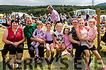 Pictured at Kilgarvan Show on Sunday were: Mary,Denis,Ellen, Rose O Donoghue, Niamh,Siobhan Sheehan, Maggie McCarthy,Clodagh Sheehan
