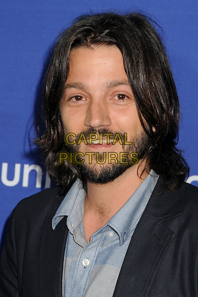 27 February 2014 - Culver City, California - Diego Luna. Unite4:good and Variety Magazine Present &quot;Unite4:humanity&quot; held at Sony Pictures Studios. <br /> CAP/ADM/BP<br /> &copy;Byron Purvis/AdMedia/Capital Pictures
