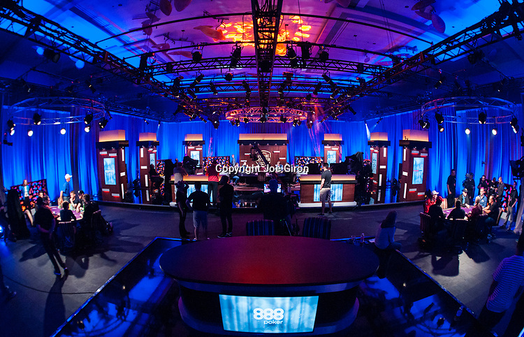 TV Set Tournament Area