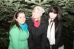 Rebecca Matthews, Kelsey Hynes and Maureen Markey at the Lighting of the Christmas Lights, Drogheda...(Photo credit should read Jenny Matthews www.newsfile.ie)....This Picture has been sent you under the conditions enclosed by:.Newsfile Ltd..The Studio,.Millmount Abbey,.Drogheda,.Co Meath..Ireland..Tel: +353(0)41-9871240.Fax: +353(0)41-9871260.GSM: +353(0)86-2500958.email: pictures@newsfile.ie.www.newsfile.ie.