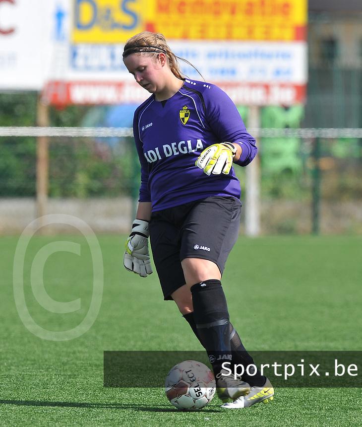 WD Lierse SK : Dorien Peeters.foto DAVID CATRY  / Vrouwenteam.be.